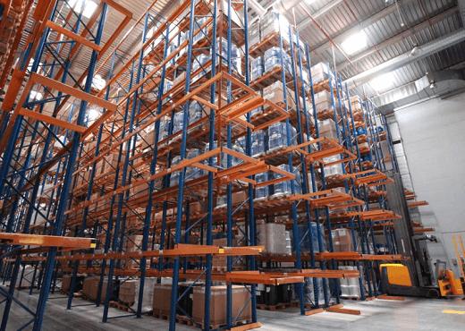Skyepharma warehouse