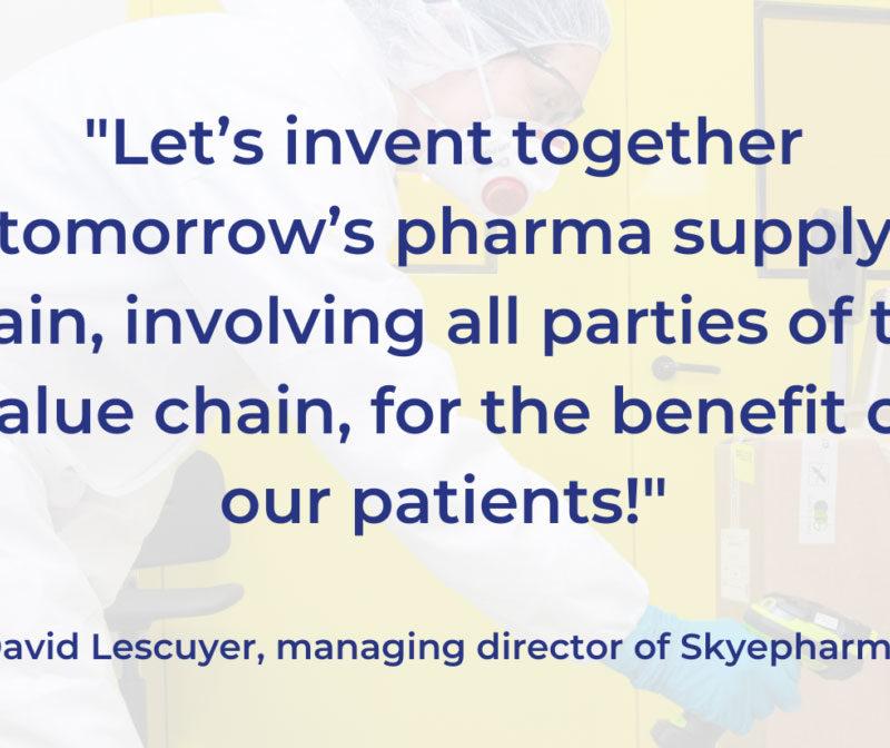 Pharma supply chain - David Lescuyer