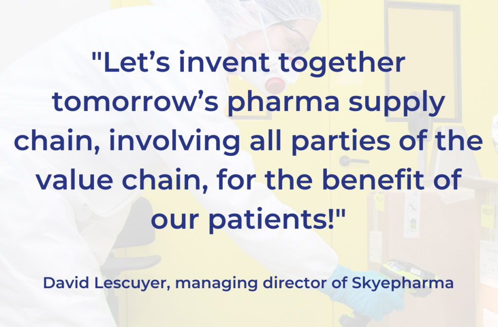 Pharma supply chain - David Lescuyer