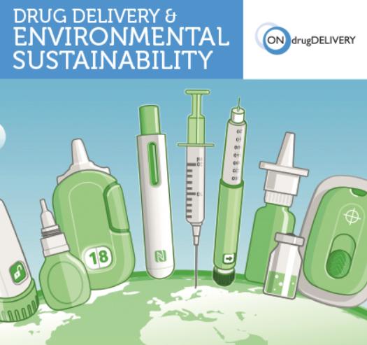 environmental sustainbility at Skyepharma